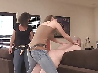 Teaching mom to fuck him hardcore bdsm femdom