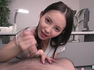 Hot Secretary's Secret Desires - Erito asian fetish foot fetish