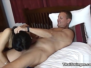School's Out, Daddy's In - ThaiSwinger amateur asian creampie