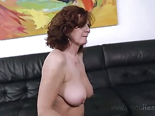 Fucking Mom Some More hardcore mature redhead