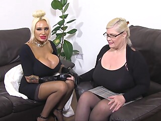 Laceystarr - Horny Grany Whore Therapy bbw big tits blonde