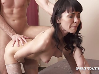 210 S04 With Nelly Kent anal brunette cumshot
