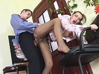 Horny russian mature seduce police officer - Helena mature milf russian