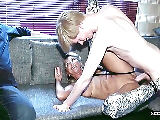 Cuckold Watches German Mature Wife Fuck Monster Cock Teen Boy blowjob hardcore big boobs