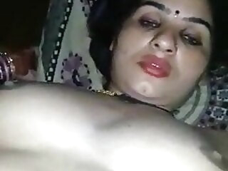 Beautiful indian wife ..hard sex asian fingering milf