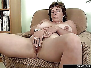 42 yo Busty Mom Miroslava Fingering At Home fingering hairy milf