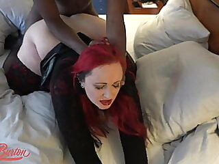 Taylor Burton has black boy fanfuck amateur blowjob cumshot
