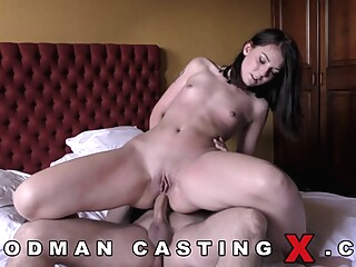 Woodman Casting, Double Penetration anal casting double penetration